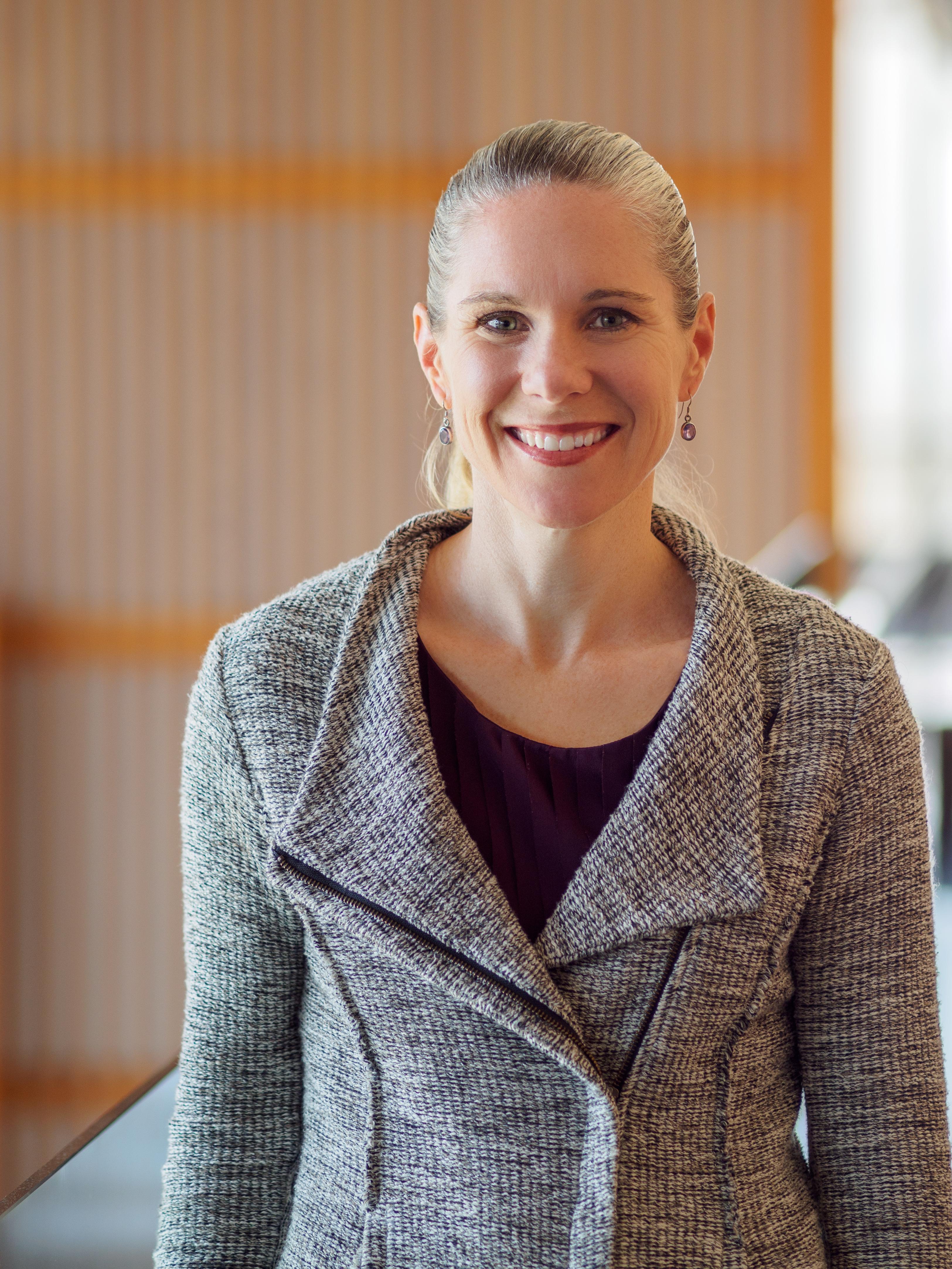 Britt Glaunsinger